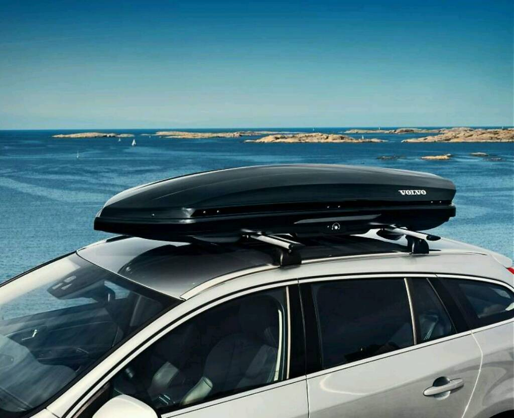 Volvo Space Design 520 Roof Box Thule Dynamic Roofbox 430l