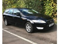 Ford Mondeo 2008 Estate 2.0 Diesel Automatic, 58,000miles, 1 previous owner, 1 year MOT