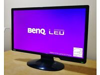 BenQ 24 inch Monitor.