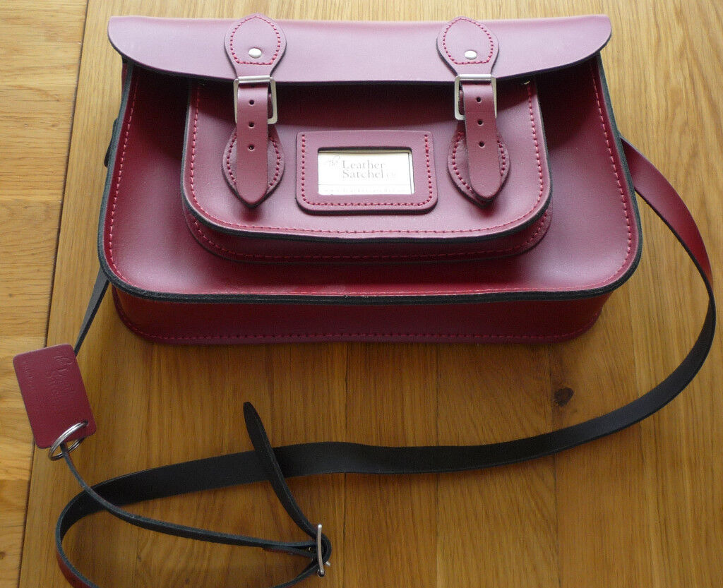 The Leather Satchel Company Bag Designer Handcrafted In Uk