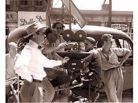 VOLUNTEER RUNNER/DRIVERS FOR NATIONAL FILM & TELEVISION SCHOOL FILM