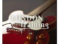 Guitar Lesson Central London