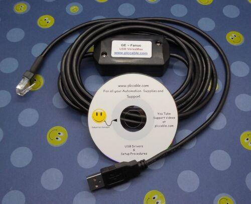 GE Fanuc USB VersaMax ~ USB version of IC200CBL500A