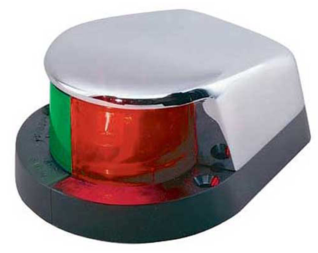 Perko Bi-Color Bow Light - Fig. 1310DP0CHR