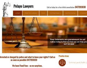 Criminal and Traffic Lawyers Sydney Fixed Fees Meadowbank Ryde Area Preview