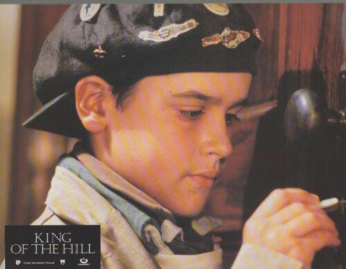 Steven Soderbergh Jesse Bradford 12 French Lobby Cards King of the Hill (1993)