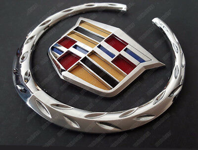 Chrome Front Grille Grill (6