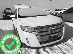 2014 Ford Edge SEL 3.5L V6 AWD| Nav| Heat Leath| Rem Entry| B/T|