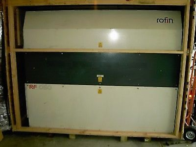Rofin Rf050 Hf Co2 5000 Watt Welding Laser Koolant Kooler Chiller Arm