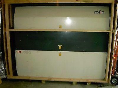 Rofin Rf050 Hf Co2 5000 Watt Welding Laser Koolant Kooler Chiller Arm