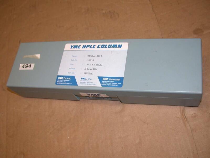 Waters Alltech YMC YMC-Pack ODS-A A-301-3 120A S-3um 100 x 4.6mm HPLC Column 494