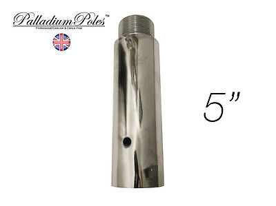 Palladium Poles™ 12.5cm / 125mm 5''  Extension for 45mm Pole Dancing Pole  for sale  Shipping to Ireland
