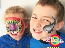 Professional Face Painter & Balloon Twister Brisbane Dakabin Pine Rivers Area Preview