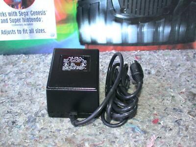 NEW Power supply adapter Game vest Aura Interactor Sega Genesis Super Nintendo