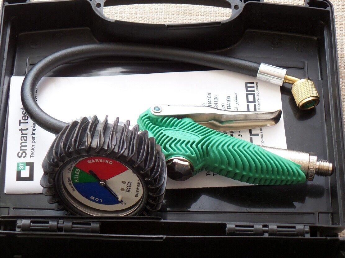 KFZ Kälte und Klimaanlagen  R410a R32 Tester richtigen Menge Kältemittel