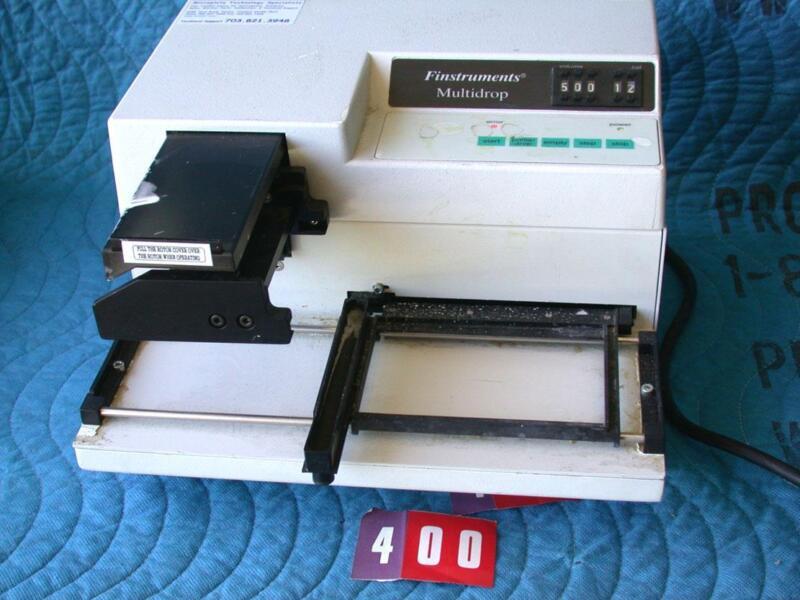Labsystems Finstruments 833 Multidrop DW Benchtop Reagent Microplate Dispenser