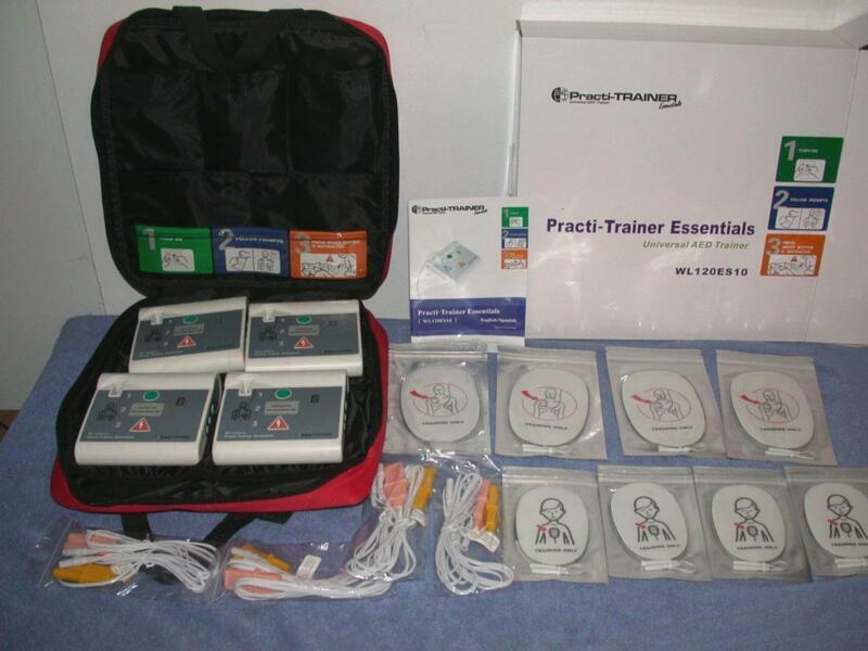 WNL AED Practi-Trainer Essential Universal WL120ES10 -4