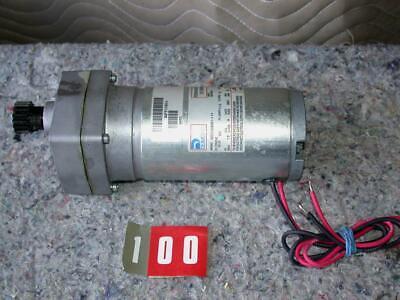 Dumore Permanent Magnet Motor Gearmotor 12V DC 11.5A 75 Rpm 3222NBB001-1-11 segunda mano  Embacar hacia Argentina