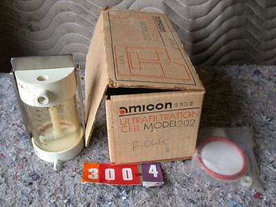 Amicon Model 202 Ultrafiltration Cell 180ml With Extra Filters And O Rings