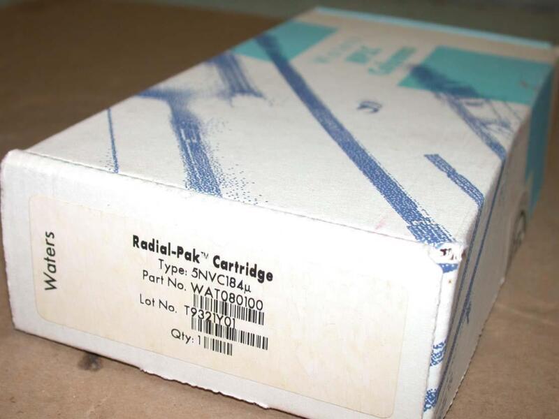 Millipore Waters Radial-Pak Liquid Cartridge 5NVC184u free ship