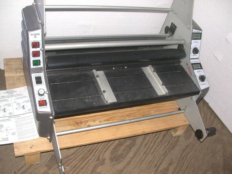 Bryce Corporation laminator commercial Blazer II hot cold  NICE