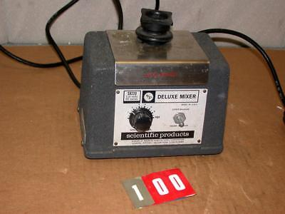 Scientific Products S8220 Deluxe Laboratory Lab Mixer stirrer