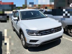 2018 Tiguan lease takeover