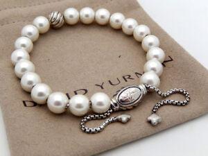 David Yurman Pearl Bracelet Ebay