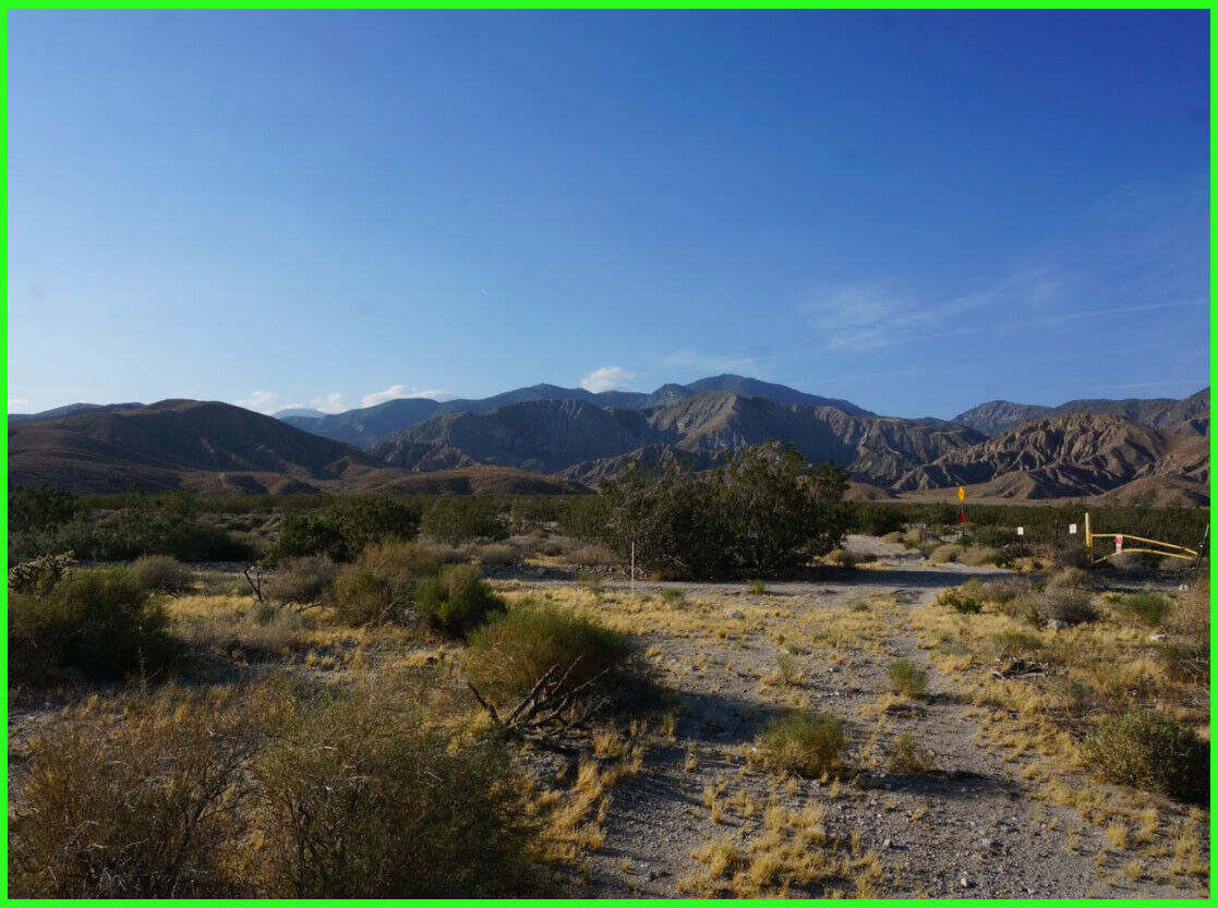 CABAZON CA! - MORONGO CASINO AREA - RIVERSIDE COUNTY - CALIFORNIA LAND