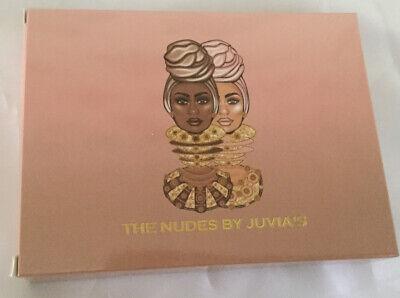 Genuine Juvia's Place THE NUDES Palette