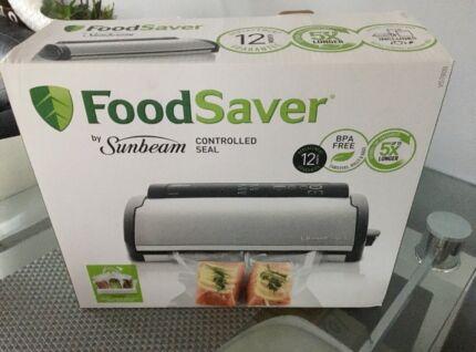 Sunbeam Food Saver Brand New Never Used - Still boxed