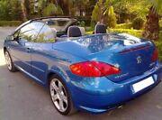 Peugeot 307cc, Convertible 2006 model - Parramatta Sydney Guildford Parramatta Area Preview
