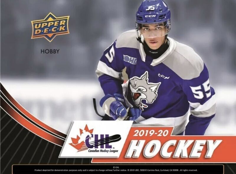 2019-20 Upper Deck Chl Base Set 1-300  In Stock Live