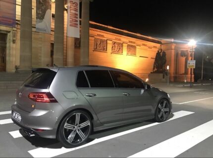 Volkswagen Golf R mk7 lowering springs  Casula Liverpool Area Preview
