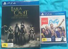 2 BRAND NEW SONY PLAYSTATION 4 GAMES Colyton Penrith Area Preview