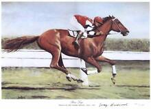 Phar Lap Signed Print Liverpool Liverpool Area Preview