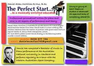 Piano Singing Music Teacher Cloverdale Belmont Area Preview