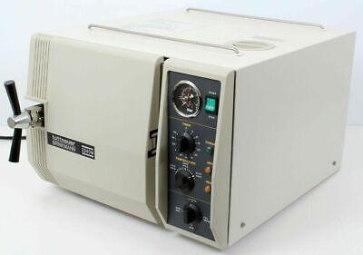 Tuttnauer 2340m Dental Autoclave Sterilizer With 1 Year Warranty