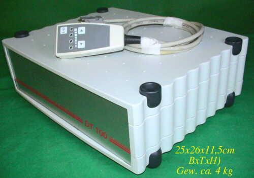 Strässle EKG Sauganlage DT 100 Elektrodensauganlage Saugelektroden ECG E Suction