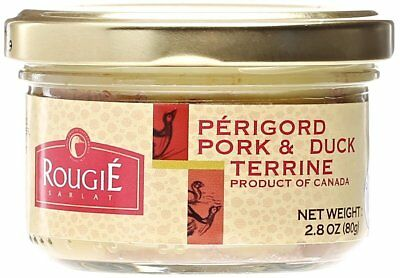 Rougie Perigord Terrine with 20% Foie Gras - 2.8 oz - Not For Sale in -