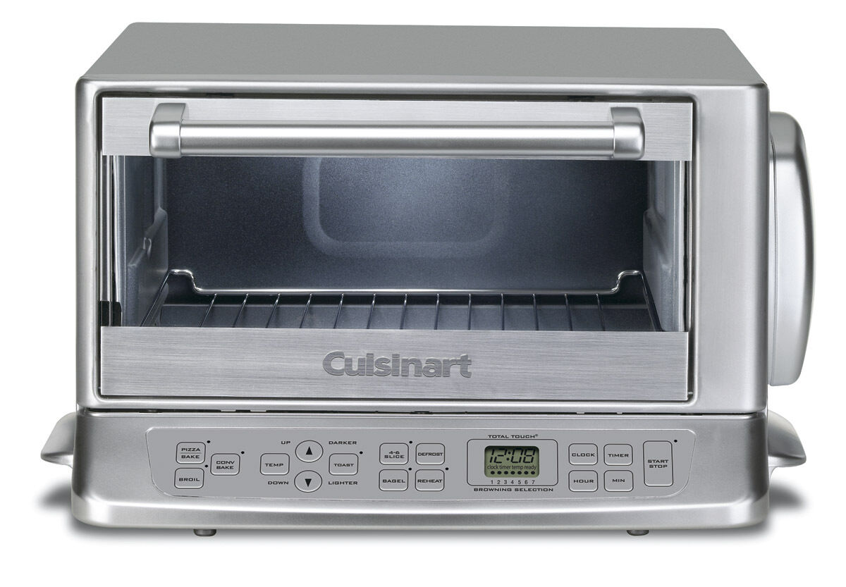 New Cuisinart TOB-195 Convection Toaster Oven Broiler