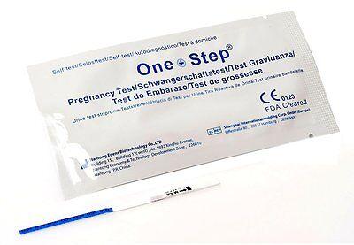 10 x Schwangerschaftstest proMATRIS - Ultrafrühtest 10 miu/ml *SOFORTVERSAND*