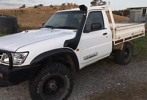 Gu Nissan patrol 4.2 turbo Low Head George Town Area Preview