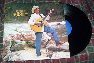 Lin Ridley Taylors Sc Private Country Album On Banks Of Old Chattoga Vinyl Lp
