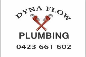 Dyna Flow Plumbing. Local and reliable! The Entrance Wyong Area Preview
