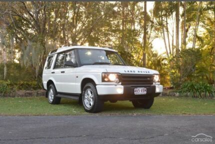 Land Rover 2002 / 03 model