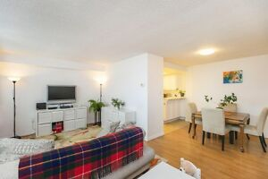 Affordable 2 Bed + 2 Full Bath Condo Downtown Centretown Ottawa