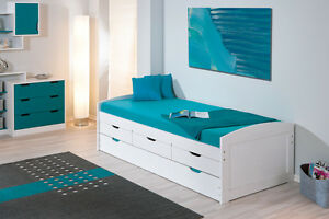 bett 90x190 ebay. Black Bedroom Furniture Sets. Home Design Ideas