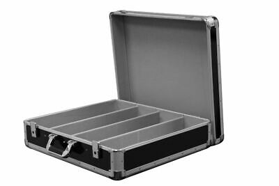 Odyssey Cases CCD225E New Classic Carpeted Foam Lined Cd Case W// Detachable Lid