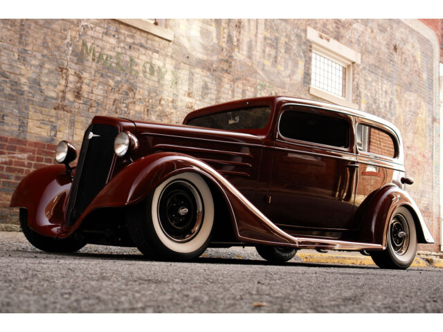 Chevrolet : Other Master Sedan 1934 CHEVROLET MASTER SEDAN KUSTOM ~ *Brand New Build ~ All Steel Masterpiece!